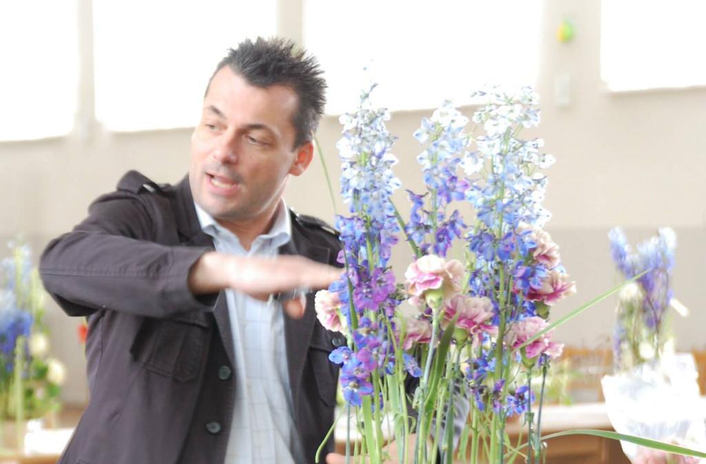 Courses floristic