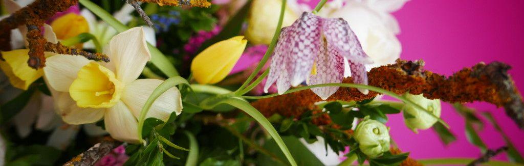 Obsługa kwiatów ciętych